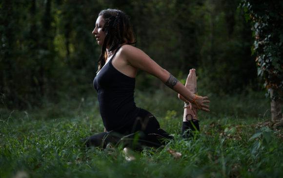 Nia & Yoga cet été en plein air
