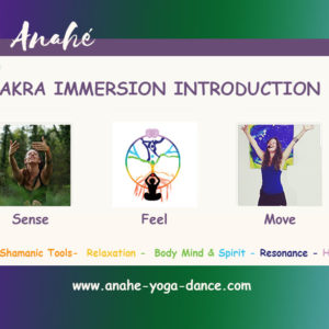 Sense, Feel & Move Your Chakra Workshop 1