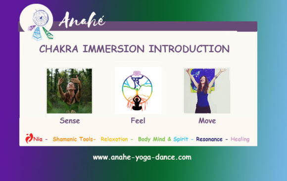 Sense, Feel & Move Your Chakra Workshop 1