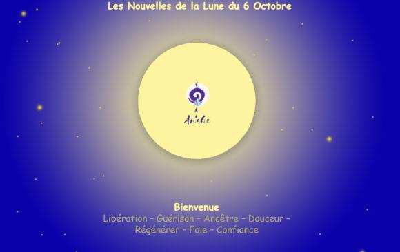 Cycle d'Octobre – Les Nouvelles de la Lune